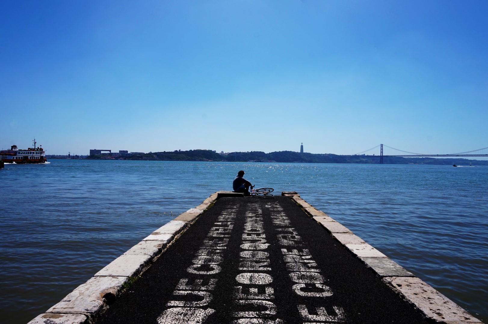 Lisbonne - Le Tage