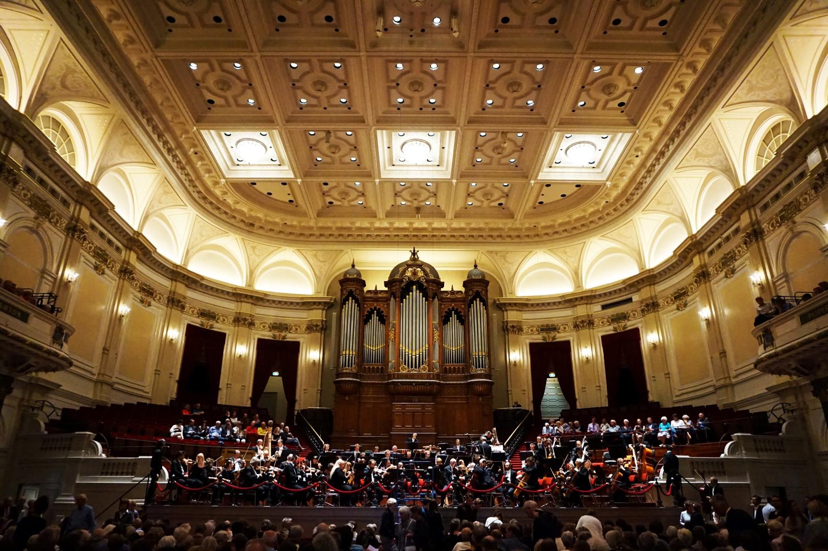 Morceaux de Paris #7 - Concertgebouw
