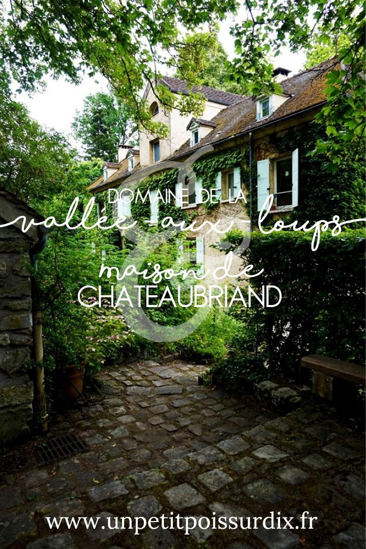 La Vallée aux Loups et la Maison de Chateaubriand - Chatenay-Malabry