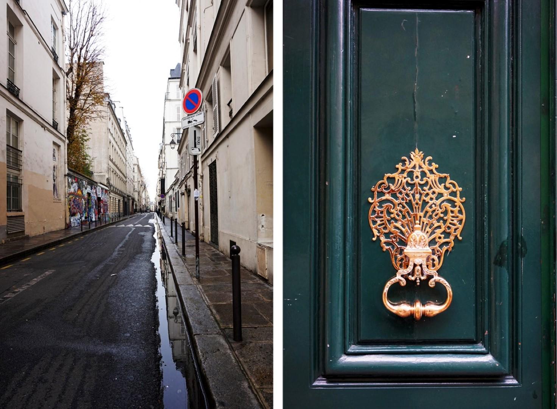 Rue de Verneuil - Paris 6e