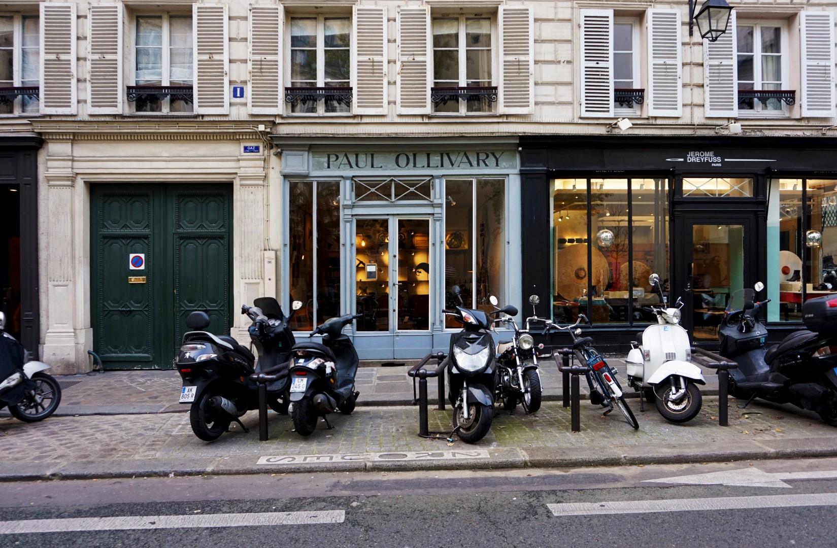 Rue de la Seine - Paris 6e
