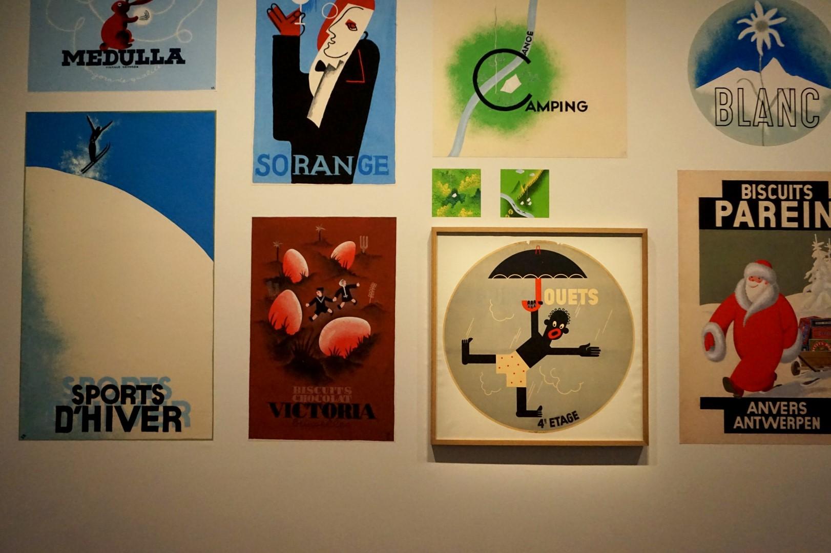 Exposition Hergé au Grand Palais - Paris