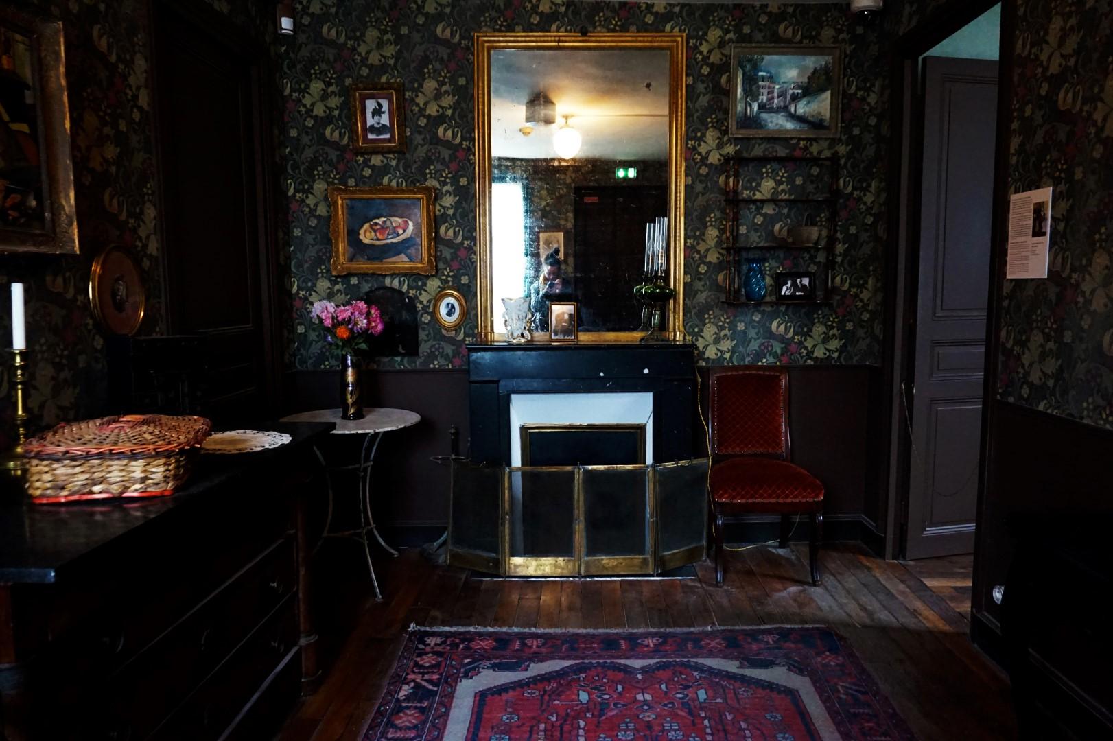 Musée de Montmartre, Appartement-atelier - Paris 18e
