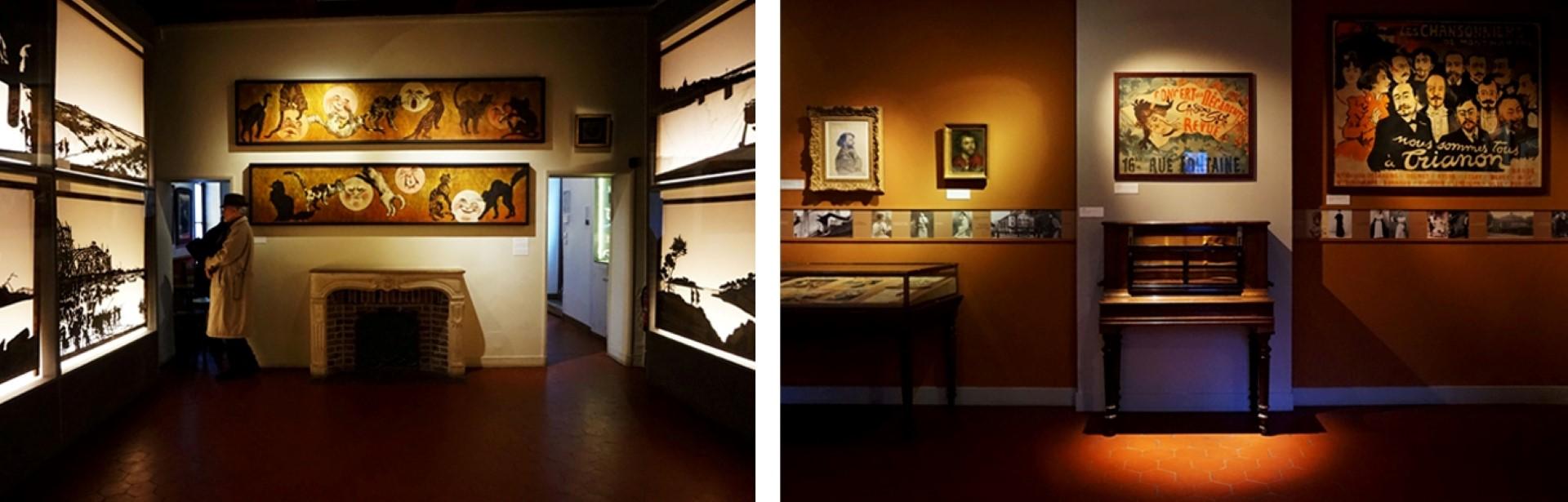 Musée de Montmartre, Maison du Bel Air - Paris 18e