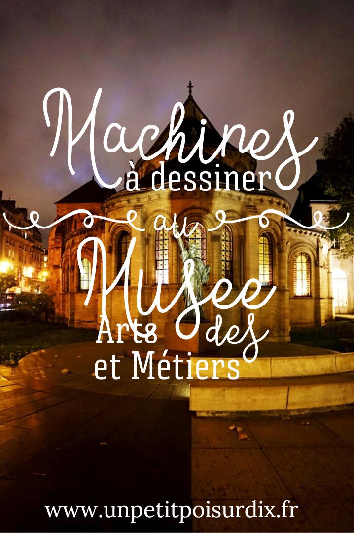 Visite du Musée des Arts et Méttiers