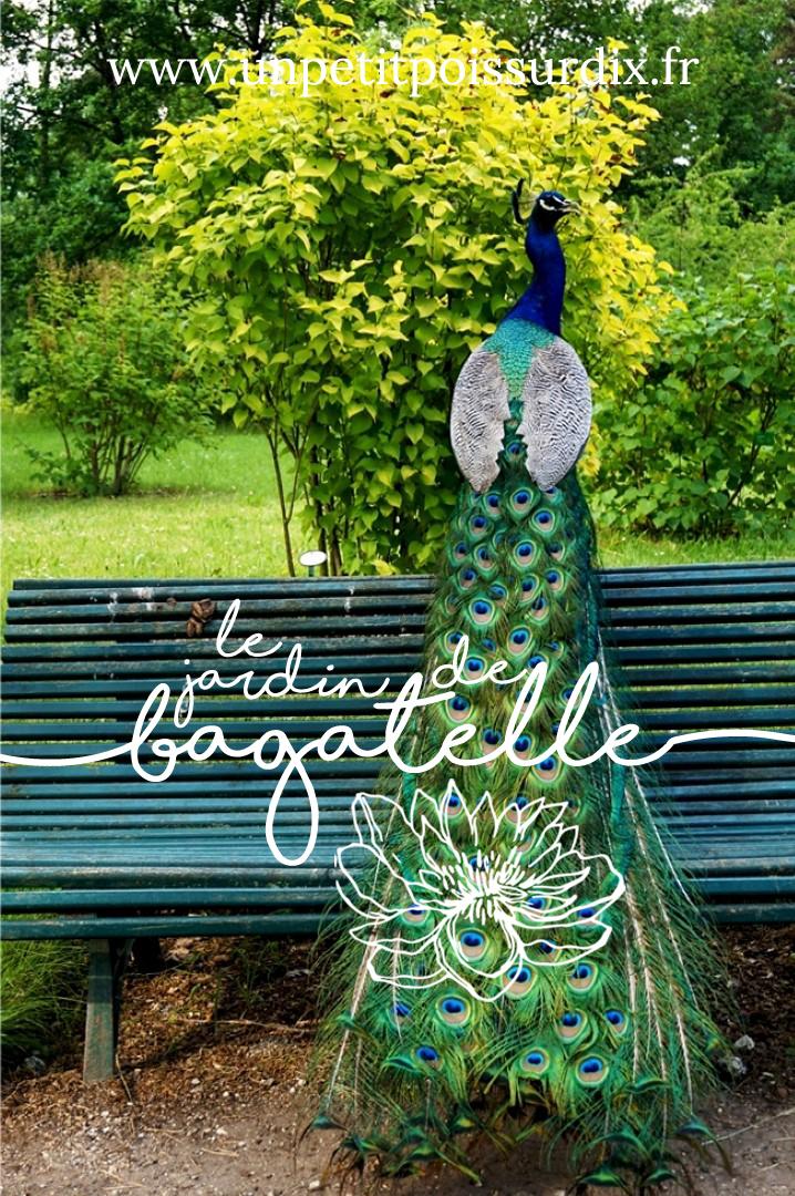 Découverte du Jardin de Bagatelle, Paris 16e (Bois de Boulogne)