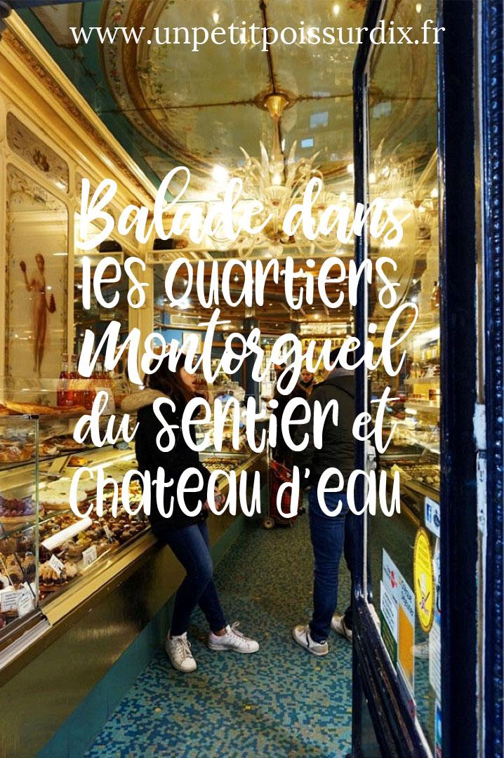 Balade dans les quartiers de Montorgueil, du sentier et de chateau d'eau - Paris secret et insolite