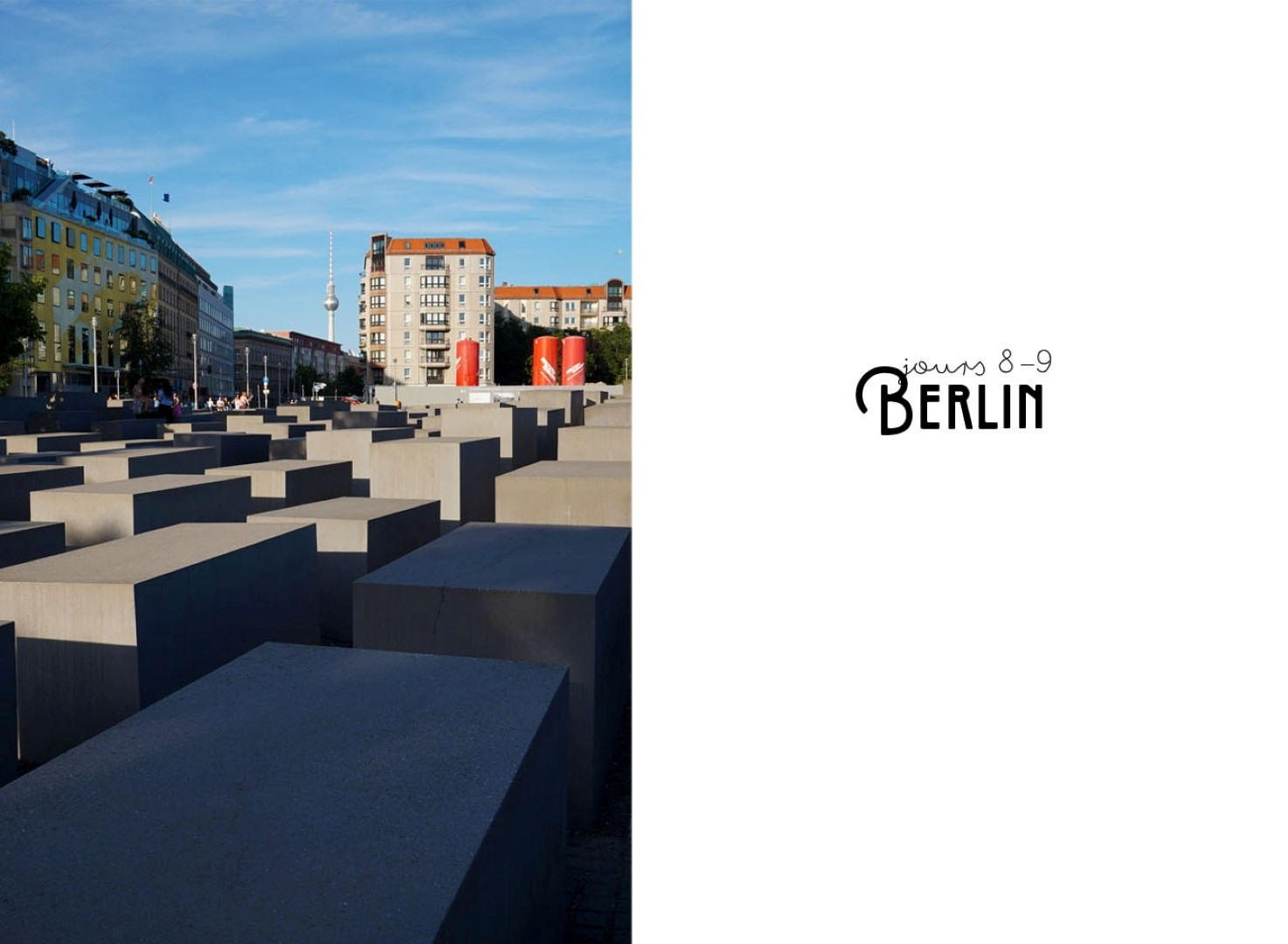 Berlin - City Trip - Blog voyage