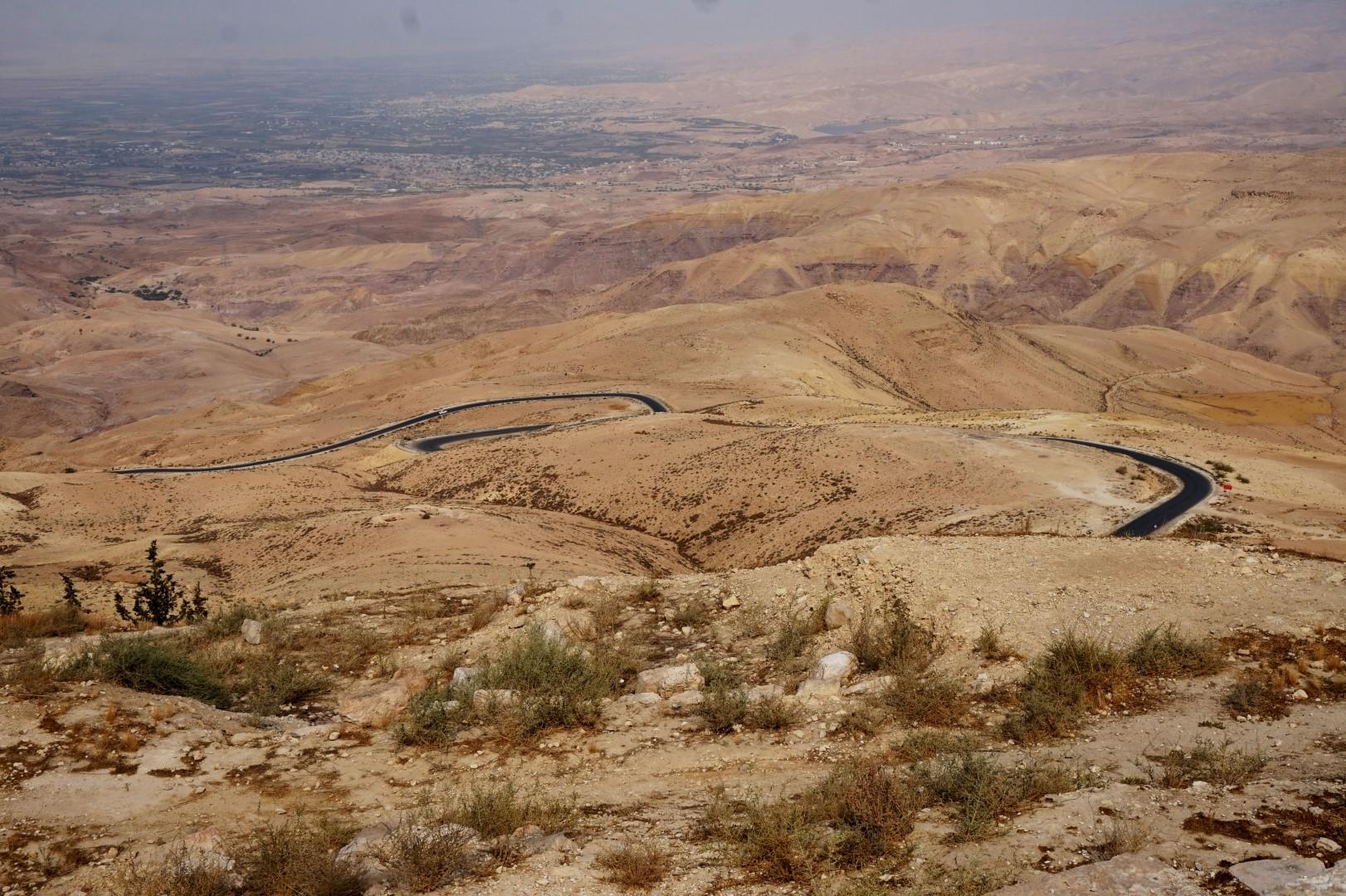 Voyage en Jordanie - Petra Wadi-Rum - Mont Nebo