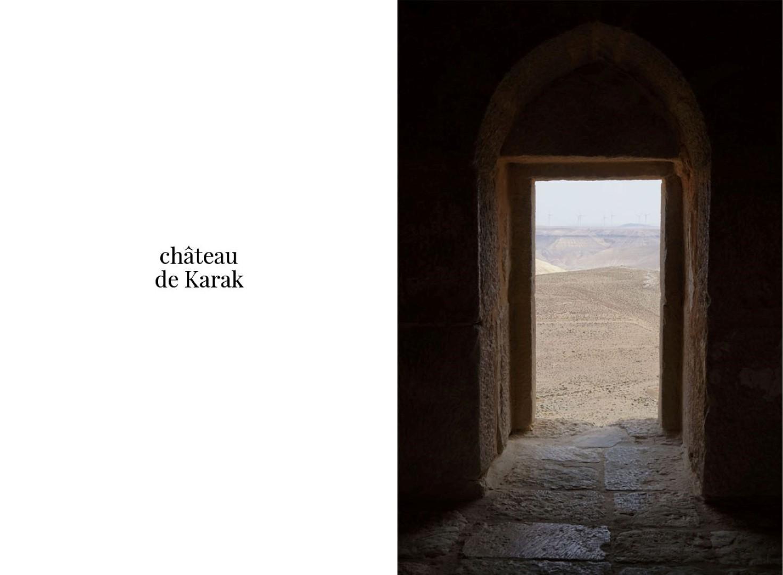 Voyage en Jordanie - Petra Wadi-Rum - Chateau de Karak