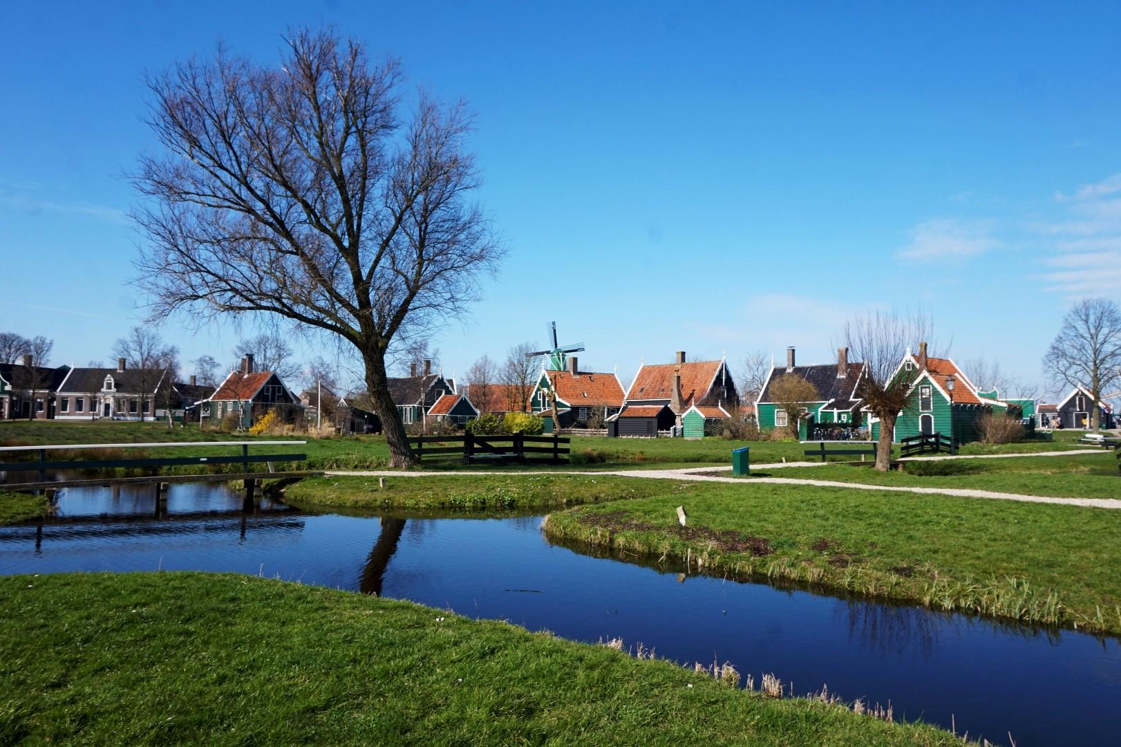 Zaanse Schans - Pays Bas