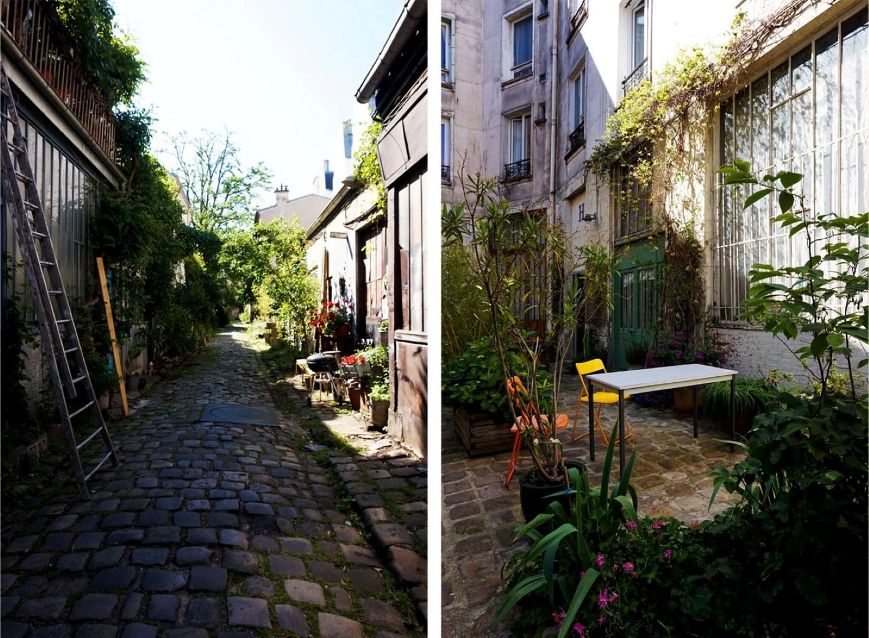 Balade dans Paris 20e - Ménilmontant et Belleville
