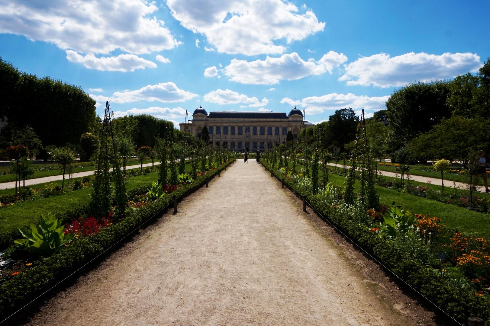 Balade dans le sud du 5e arrondissement de Paris - Jardin des Plantes