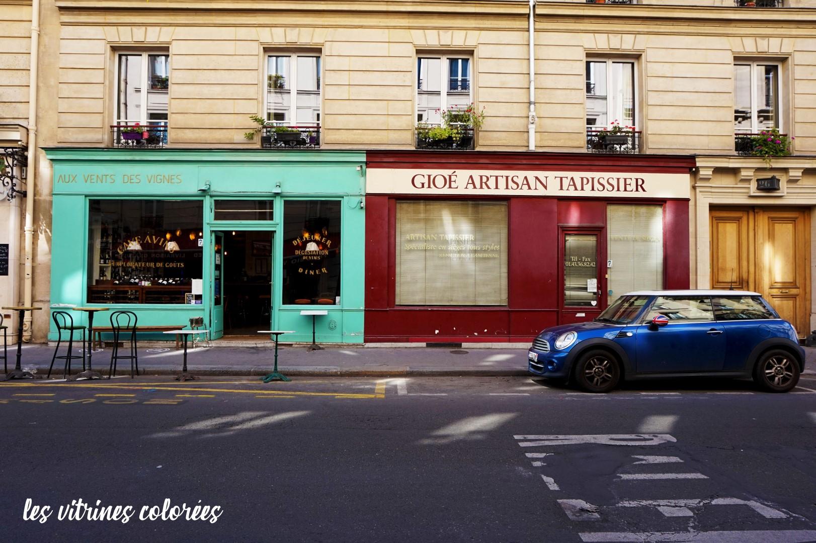 Balade dans le sud du 5e arrondissement de Paris - rue Claude Bernard