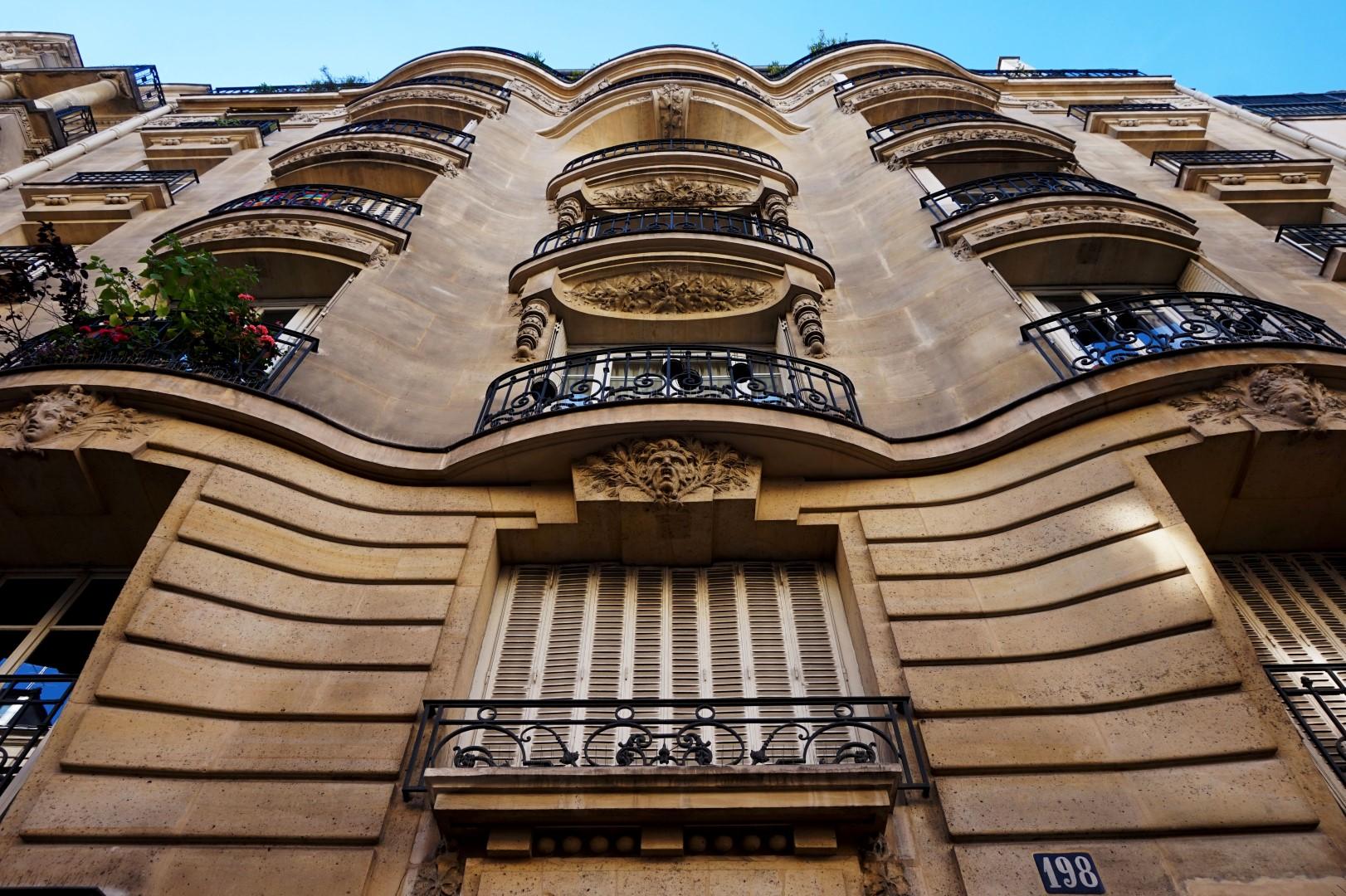 Balade dans le sud du 5e arrondissement de Paris - rue Saint Jacques