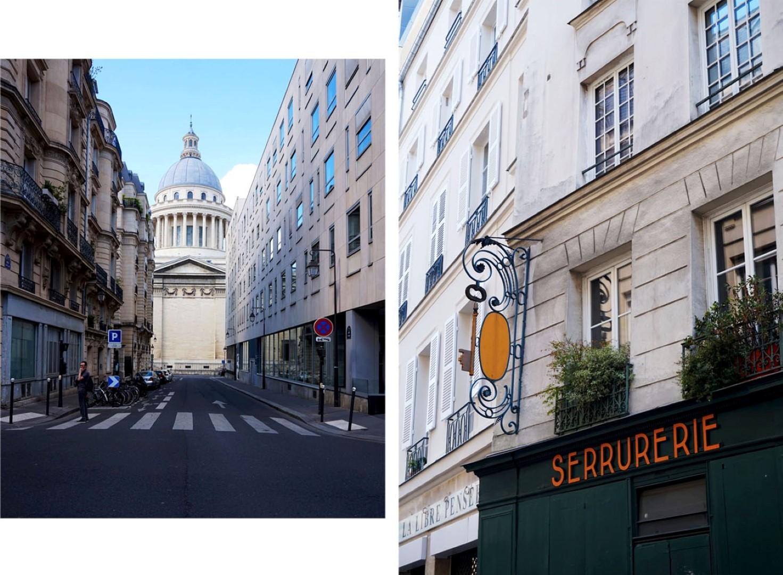 Balade dans le sud du 5e arrondissement de Paris - autour du Panthéon