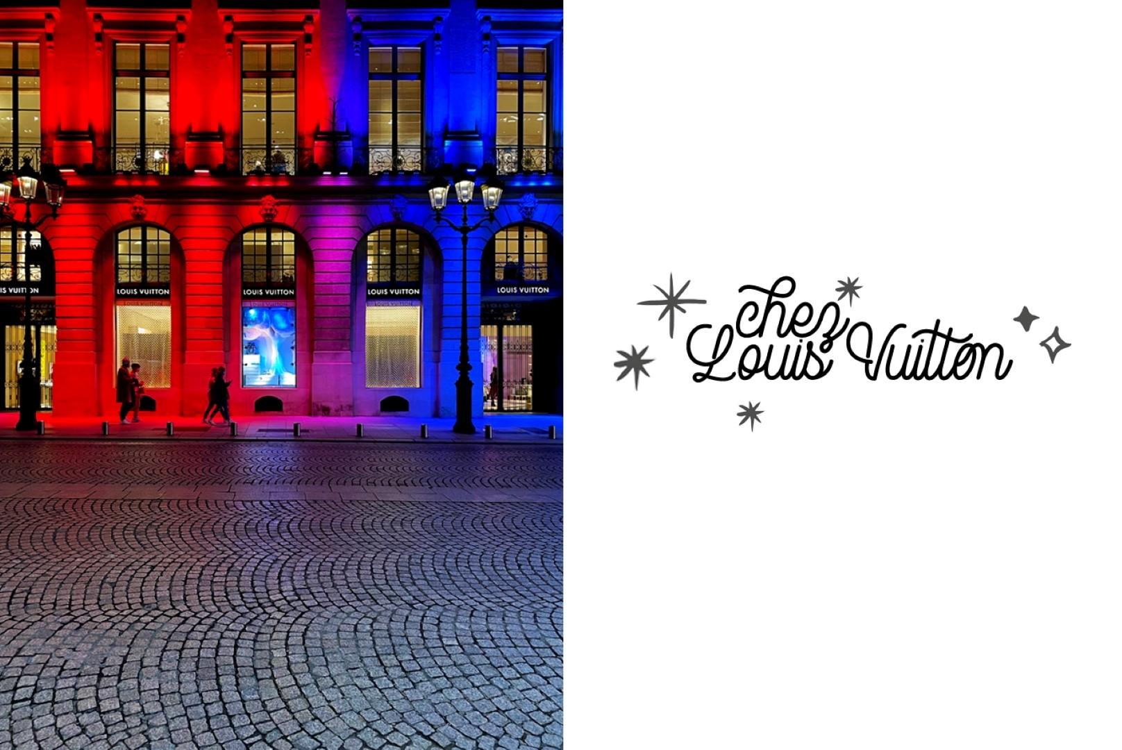 Balade de Noël à travers Paris - du Bon Marché aux Galeries Lafayette - Autour de la place Vendôme