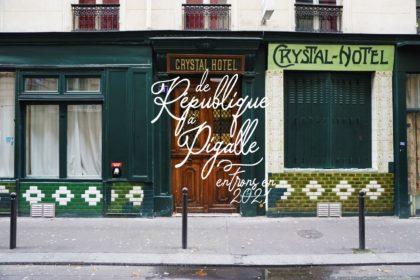 Balade dans les 9e et 10e arrondissements de Paris - De place de la République à Pigalle