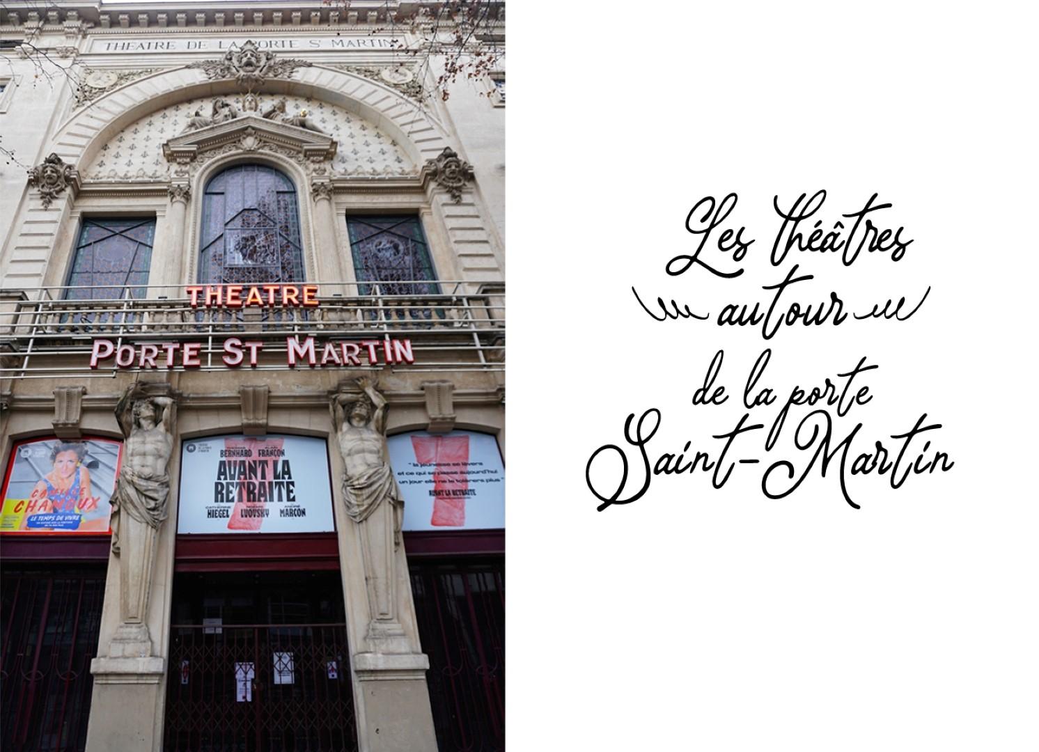 Théâtres des Grands Boulevards - Balade dans les 9e et 10e arrondissements de Paris - De place de la République à Pigalle