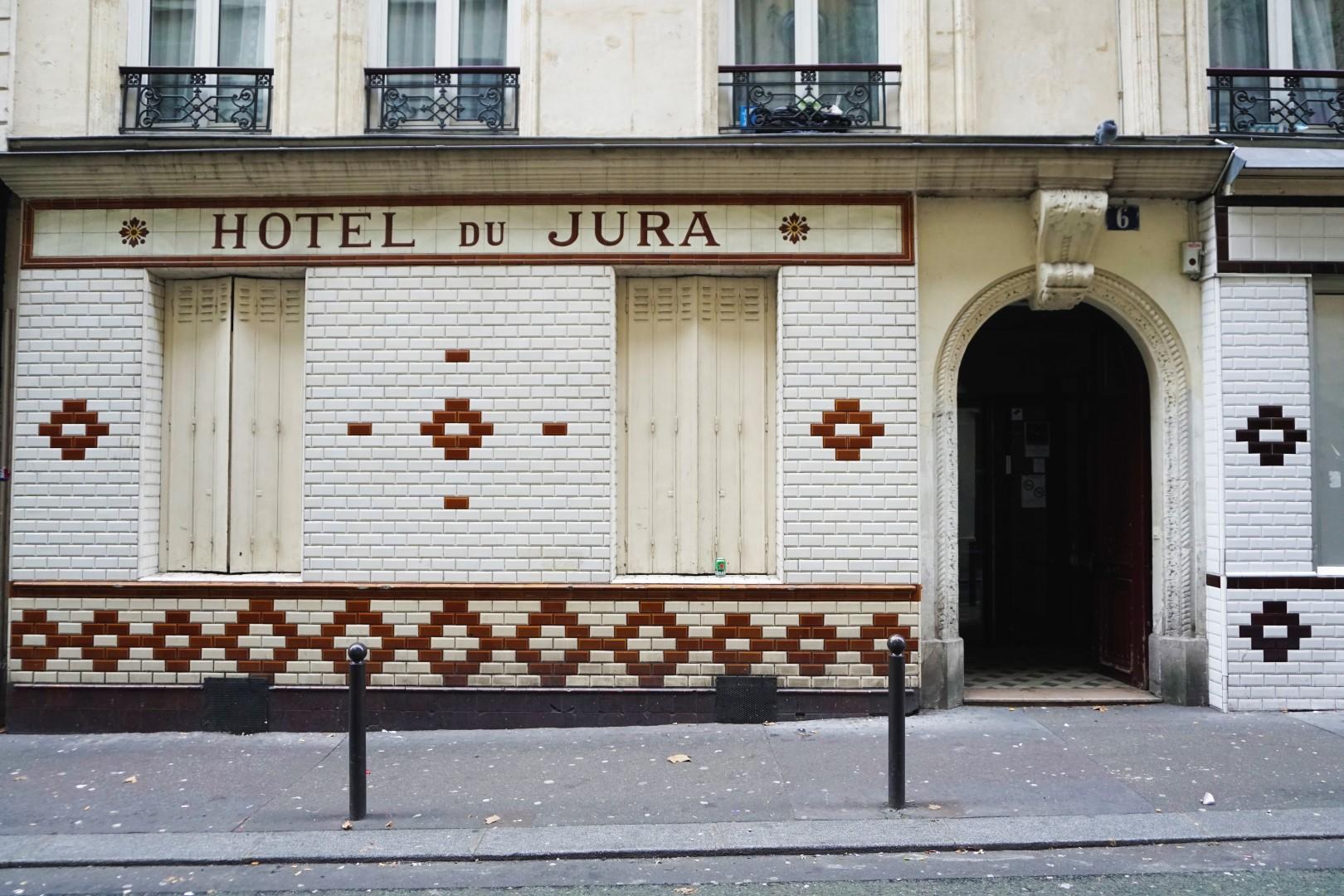 Rue Jarry - Balade dans les 9e et 10e arrondissements de Paris - De place de la République à PigalleRue Jarry - Balade dans les 9e et 10e arrondissements de Paris - De place de la République à Pigalle