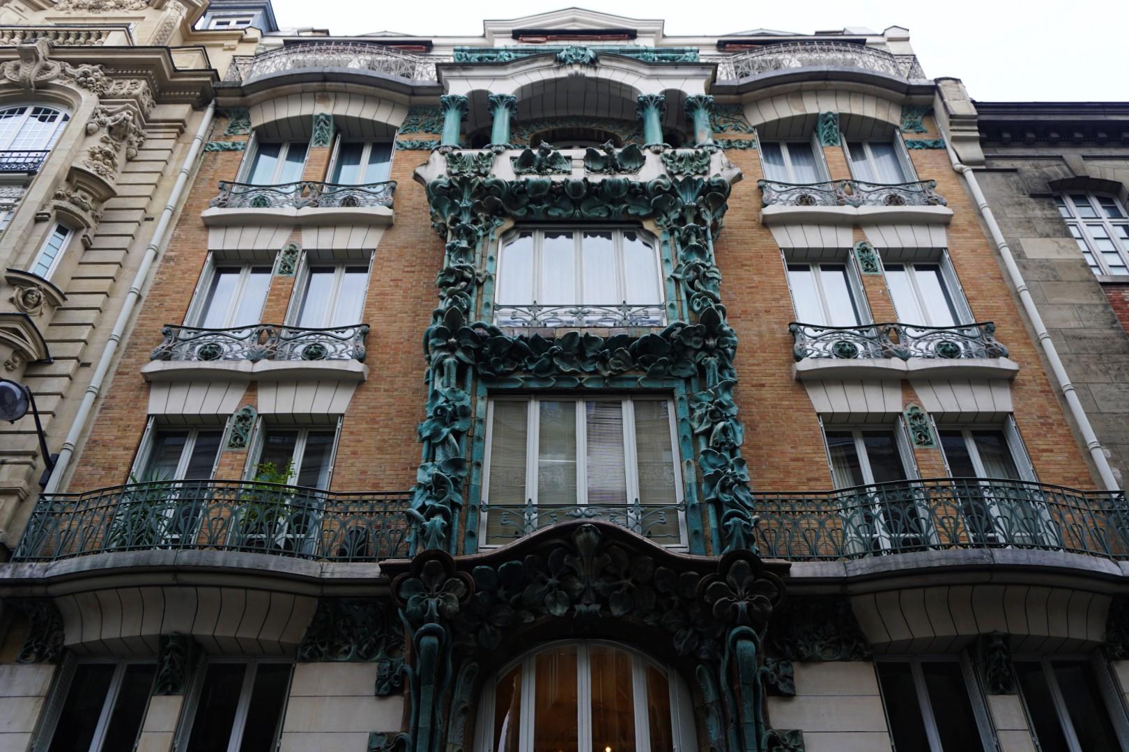 Place Franz Liszt - Balade dans les 9e et 10e arrondissements de Paris - De place de la République à Pigalle