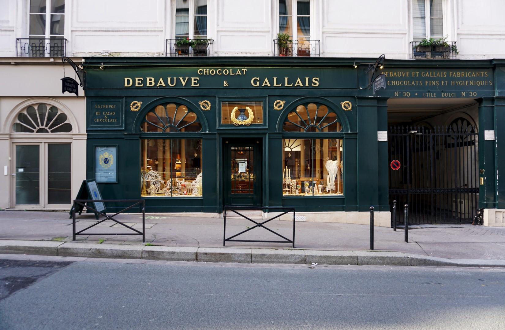 Balade dans le 7e arrondissement de Paris | de Saint Germain des Près au quartier du Gros Caillou - Chocolat Debauve & Gallais