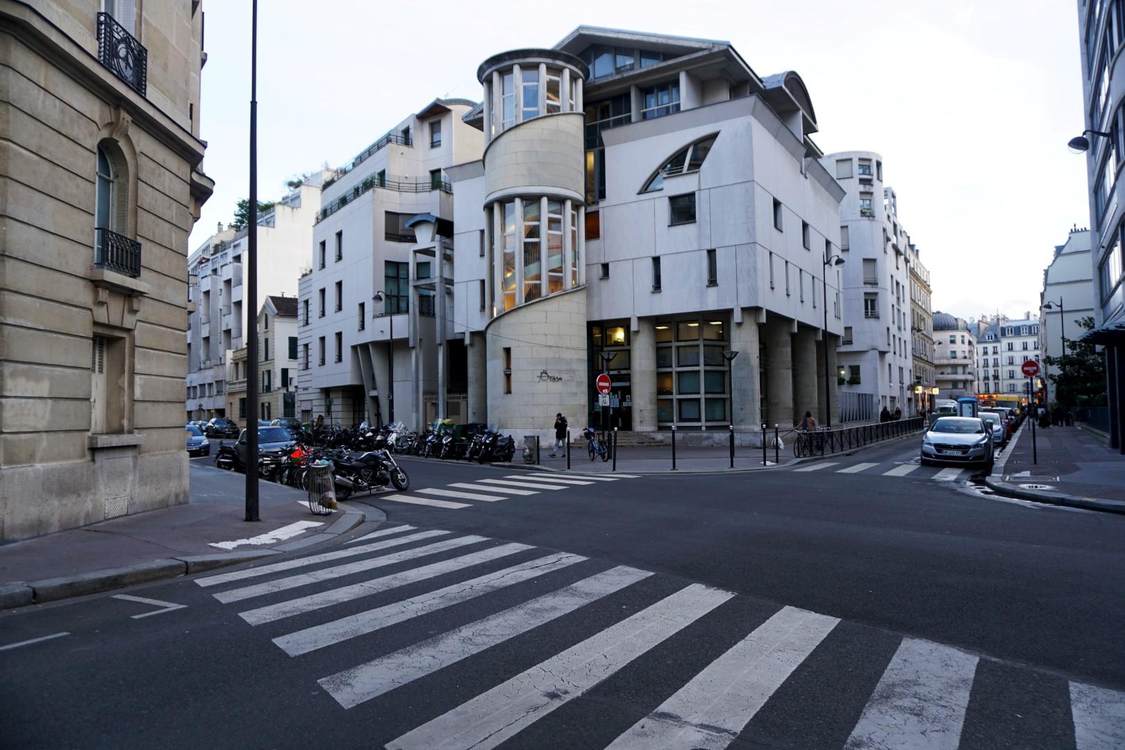 Balade dans le 7e arrondissement de Paris | de Saint Germain des Près au quartier du Gros Caillou - Conservatoire Portzamparc