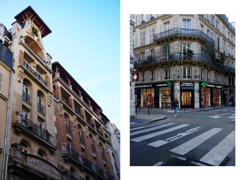 Balade dans le 7e arrondissement de Paris | de Saint Germain des Près au quartier du Gros Caillou - Rue du Bac