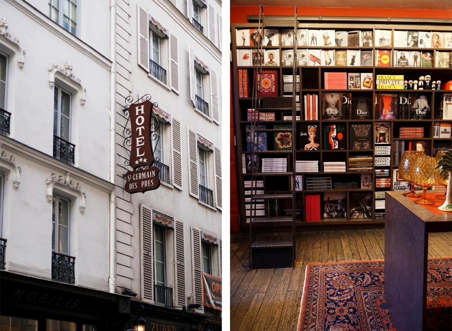 Balade dans le 7e arrondissement de Paris | de Saint Germain des Près au quartier du Gros Caillou - Saint Germain des Prés