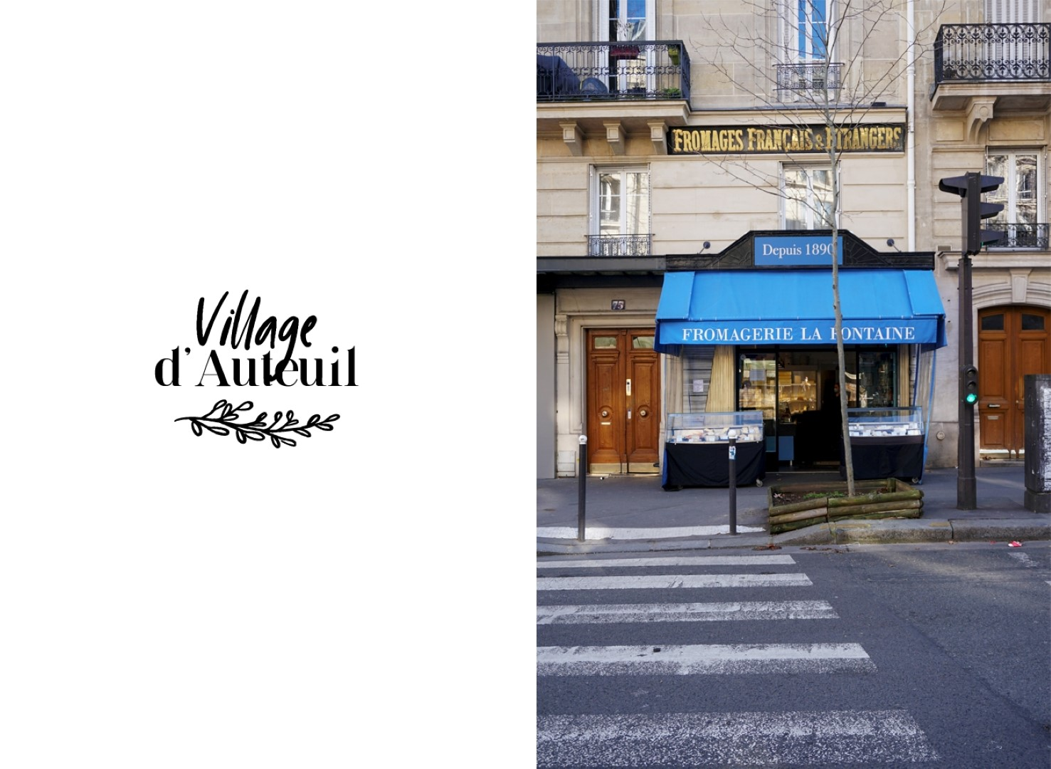 Balade dans le 16e, voies privées et art nouveau - Village d'Auteuil