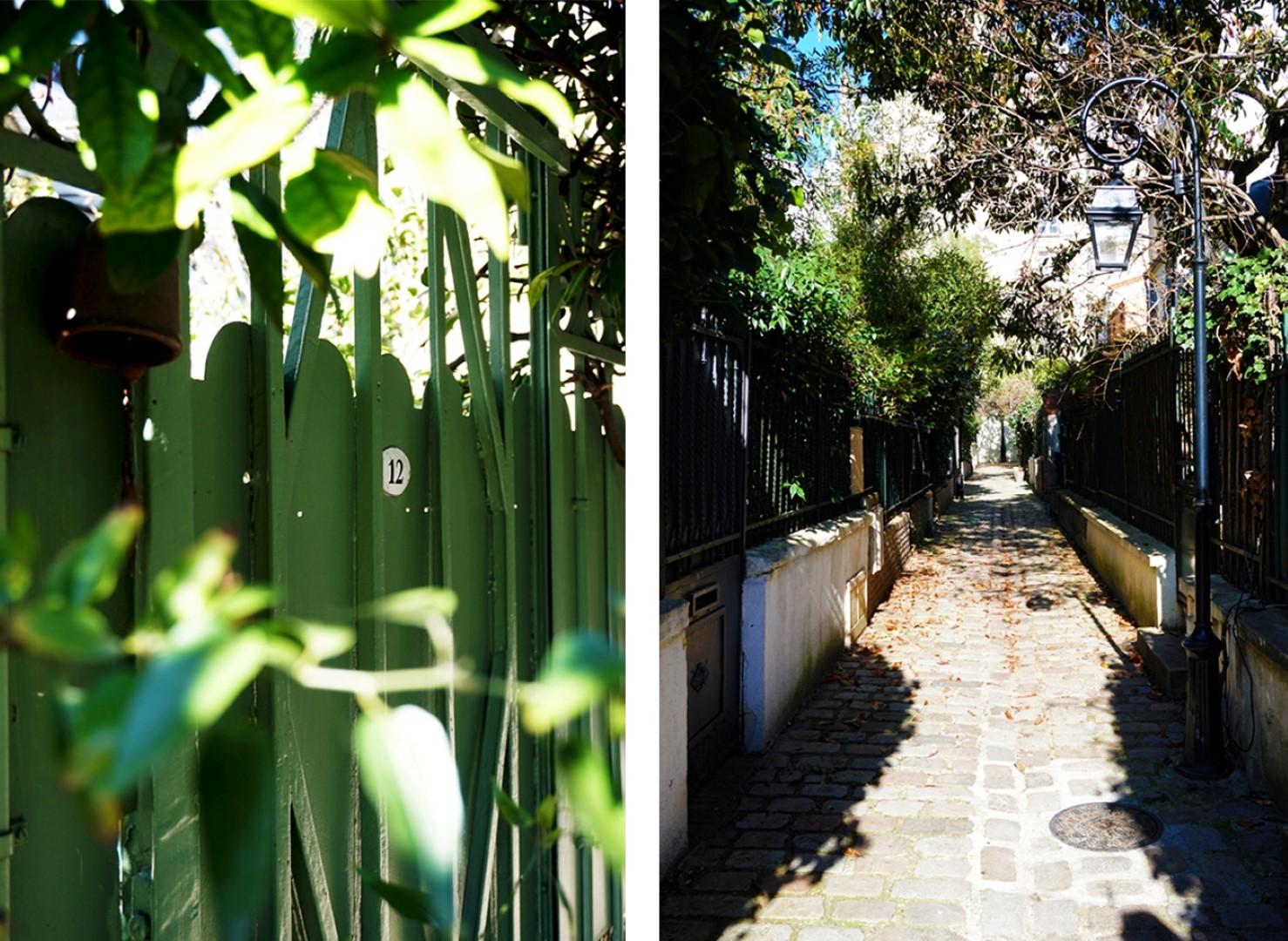 Balade dans le 16e, voies privées et art nouveau - Villa Cheysson et Meyer