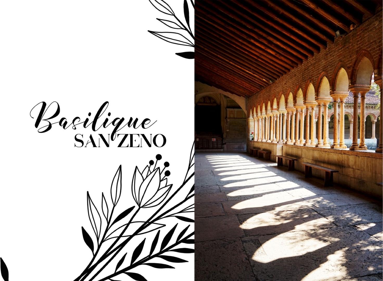Un voyage en Italie du Nord - De Venise aux Grands Lacs   Vérone Basilique San Zeno