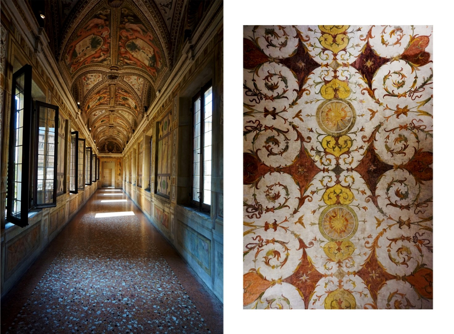 Un voyage en Italie du Nord - De Venise aux Grands Lacs   Mantoue Palazzo Ducale