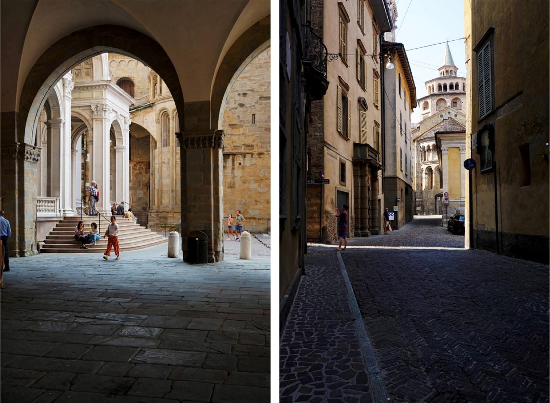 Un voyage en Italie du Nord - De Venise aux Grands Lacs   Bergame