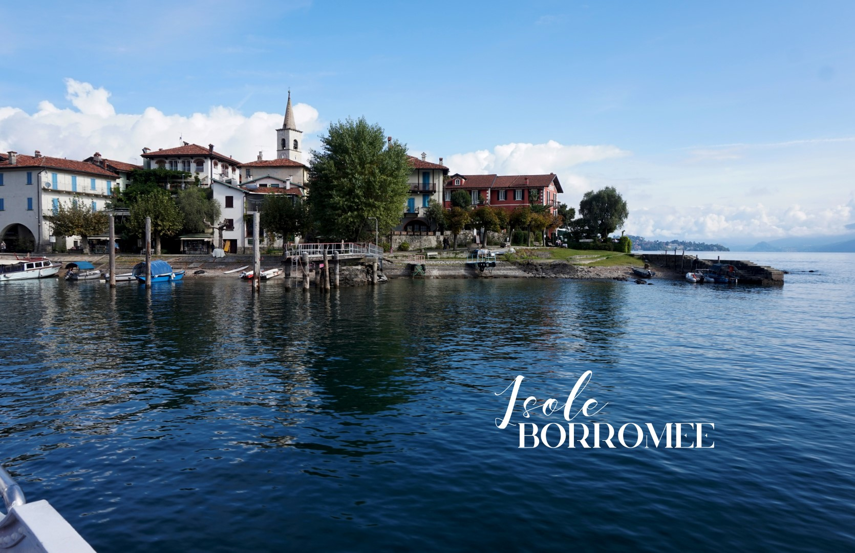 Un voyage en Italie du Nord - De Venise aux Grands Lacs   Lac Majeur